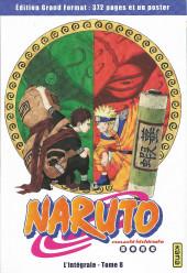 Naruto (Hachette) -8- L'intégrale - Tome 8