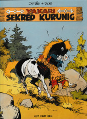Yakari (en breton) -6Breton- Sekred Kurunig