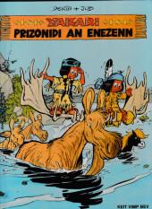 Yakari (en breton) -9Breton- Prizonidi an enezenn
