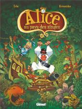 Alice au pays des singes -INT- Intégrale