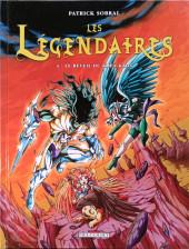 Les légendaires -4a2008- Le réveil du Kréa-Kaos