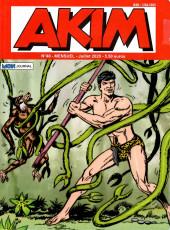 Akim (3e série) -40- La forêt des lianes-vampires
