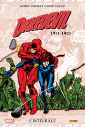 Daredevil (L'intégrale) -11- Daredevil : l'intégrale 1971-1973