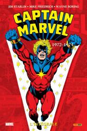 Captain Marvel (L'intégrale) -3- L'intégrale 1972-1974