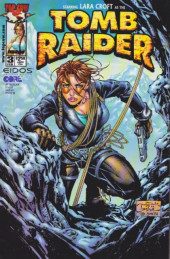 Tomb Raider: The Series (Image comics - 1999) -3- The medusa mask (3)