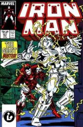 Iron Man Vol.1 (Marvel comics - 1968) -221- Ghost in the machine!