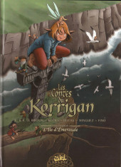 Les contes du Korrigan -5a- Livre cinquième : L'Île d'Émeraude