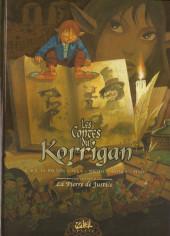 Les contes du Korrigan -4a- Livre quatrième : La pierre de justice