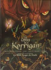 Les contes du Korrigan -2b- Livre second : Les mille Visages du Diable