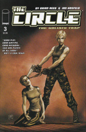 The circle (Image Comics - 2007) -3- issue #3