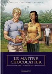 Le maître chocolatier -3- La plantation
