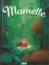 Mamette -1a2009- Anges et Pigeons