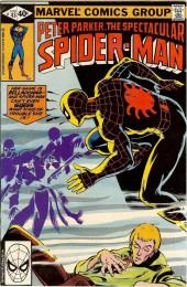 Spectacular Spider-Man Vol.1 (Peter Parker, The) (Marvel comics - 1976) -43- Pretty Poison