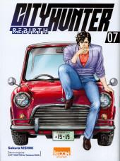 City Hunter - Rebirth