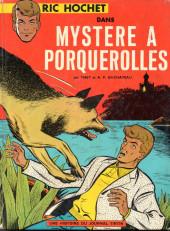 Ric Hochet -2a1974'- Mystère a Porquerolles