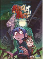 Monster Allergy -9b2006- Le retour de Zack