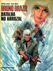 Bruno Brazil (en portugais) -7- Batalha no arrozal