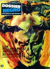 Dossier Negro -3- Los millonarios asesinos