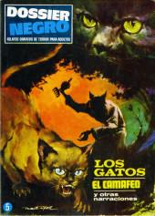 Dossier Negro -5- Los gatos