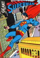 Superman Géant (Sagédition - 2e série) -2- Le long sommeil