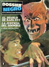 Dossier Negro -8- El diablo de Rapa Nui