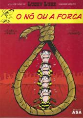 Lucky Luke (As aventuras de) (en portugais) -2- O nó ou a forca