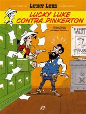 Lucky Luke (As aventuras de) (en portugais) -4- Lucky Luke contra Pinkerton
