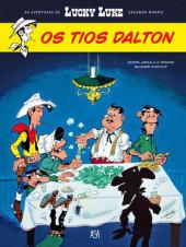 Lucky Luke (As aventuras de) (en portugais) -6- Os tios Dalton