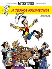 Lucky Luke (As aventuras de) (en portugais) -7- A terra prometida
