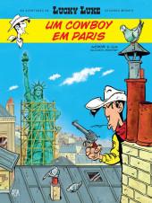 Lucky Luke (As aventuras de) (en portugais) -8- Um cowboy em Paris