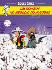 Lucky Luke (As aventuras de) (en portugais) -9- Um cowboy no negócio de algodão