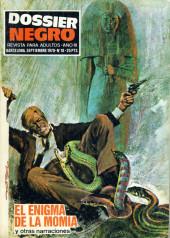 Dossier Negro -18- El enigma de la momia