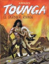 Tounga (Cartonné) -17- Le Dernier Rivage