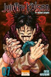 Jujutsu Kaisen -7- Instinct grégaire