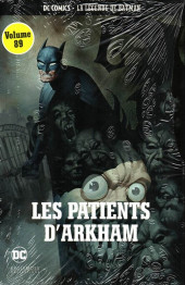 DC Comics - La légende de Batman -8989- Les patients d'arkham