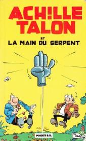 Achille Talon -23poc- Achille Talon et la main du serpent