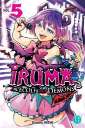 Iruma à l'École des Démons -5- Tome 5