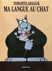 Le chat -6b2017- Ma langue au Chat