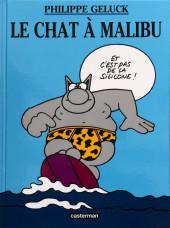 Le chat -7a2018- Le Chat à Malibu
