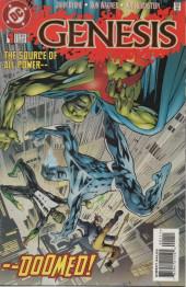 Genesis (DC comics -  1997) -1- Resonance