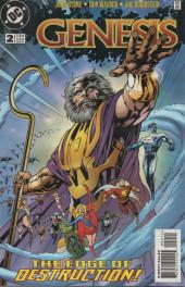 Genesis (DC comics -  1997) -2- Edge of Destruction