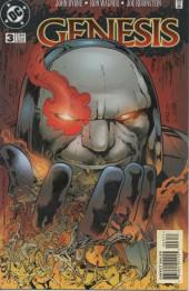 Genesis (DC comics -  1997) -3- Event Horizon