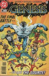 Genesis (DC comics -  1997) -4- Last God Standing