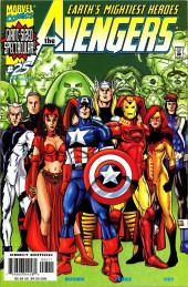 Avengers Vol.3 (Marvel comics - 1998) -25- The Ninth Day!