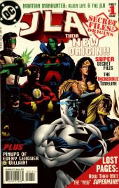 JLA Secret Files (DC comics - 1997) -1- Secret origin : Star Seed