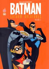 Batman Gotham Aventures -3- Tome 3