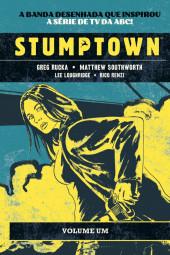 Stumptown (en portugais) -1- Volume 1