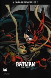 DC Comics - La légende de Batman -Premium04- Fugitif