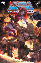 He-Man and The Masters of The Multiverse (2019) -2- Issue 2 of six