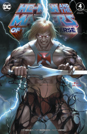 He-Man and The Masters of The Multiverse (2019) -4- Issue 4 of six